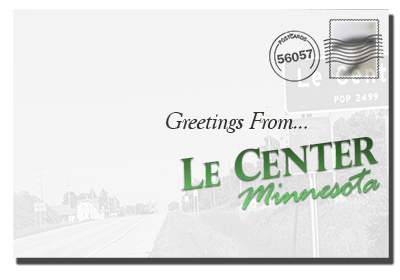 Le Center, Minnesota || Official Website
